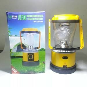 Lampu Mini USB Plus Power Bank Lampu Emergency Lampu Camping Lampu Pegunungan