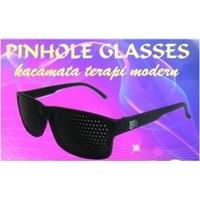 Distributor KACAMATA TERAPI PINHOLE GLASSES TP-01 MURAH JAKARTA SEMARANG SURABAYA 25RBU 3