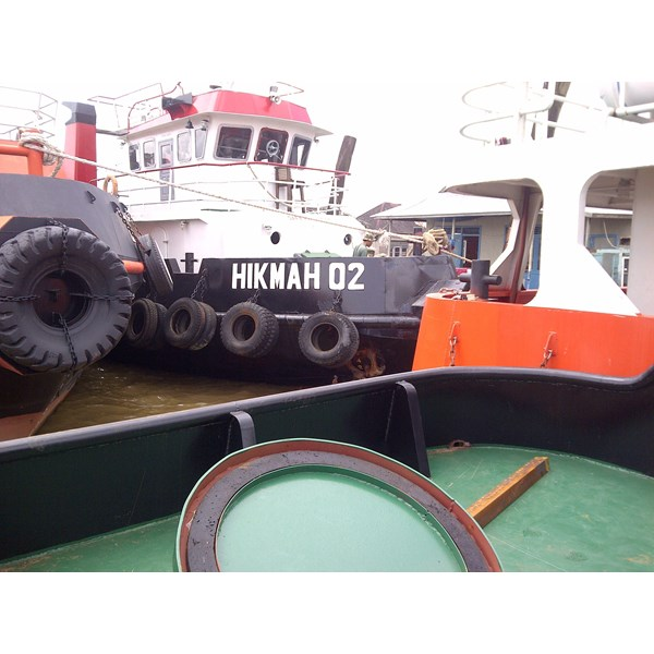 RENTAL AND SALE TUG BOAT Services By CV. Hikmah Bersaudara