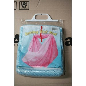 From Cloth Baby Swing