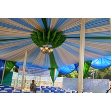 PARTY TENT CEILING