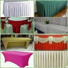 Cover Meja Untuk Pesta