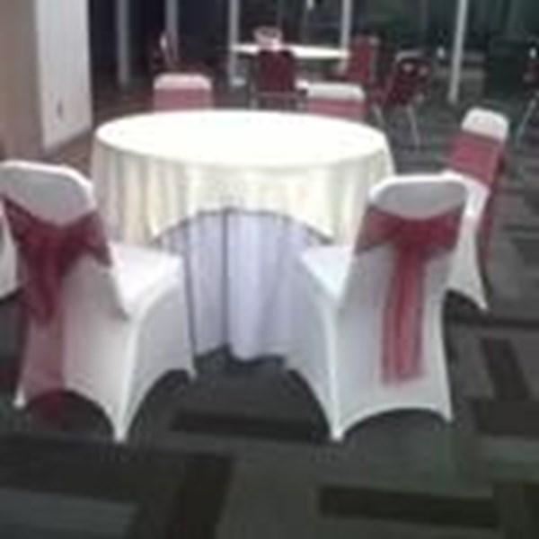 Sarung Kursi Futura Ketat untuk Hotel