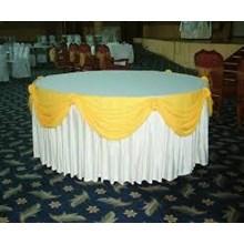 Cover Meja Prasmanan Hotel berkualitas terbaik