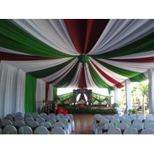 ing A Variety Of Party Tent Ceiling