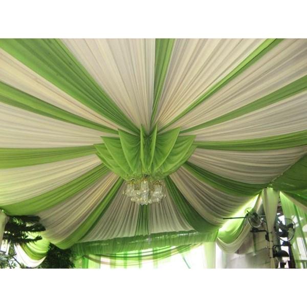 Produsen Plafon Tenda Pesta Dan Background  Tenda