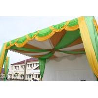 Terima Pesanan Rumbai Tenda Pesta Murah Dan Berkualitas