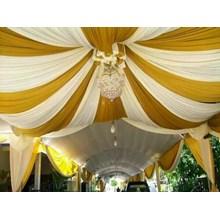 Terima Pesanan Plafon Tenda Pesta Murah Dan Berkua