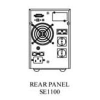 Distributor UPS SE-1100 (1000VA - TRUE ONLINE SINEWAVE) 3
