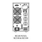UPS SE-3100 (3000VA - TRUE ONLINE SINEWAVE) 2