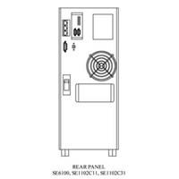 Distributor UPS SE-6100 (6000VA - TRUE ONLINE SINEWAVE) 3