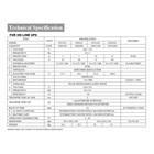 UPS ST-1231C (2400VA - TRUE ONLINE UPS SINEWAVE) 2
