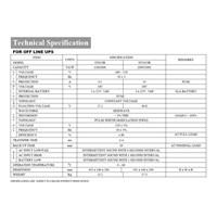 Jual UPS ST-1023B (2000VA - OFFLINE INTERACTIVE SINEWAVE) 2