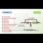 UPS CN-650 (650VA - LINE INTERACTIVE) 2