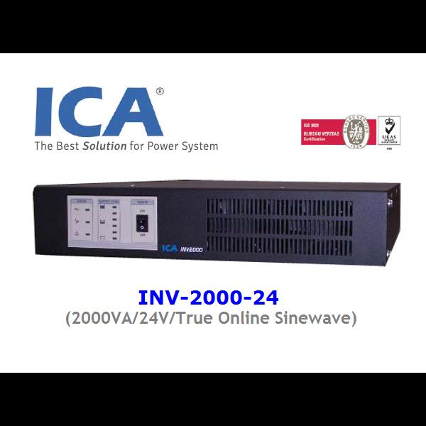 SINEWAVE INVERTER 2000VA (24V)