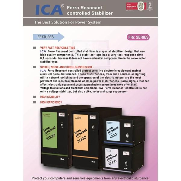 FRc-3000 Voltage Stabilizer (3000VA - Ferro Resonant Controlled Stabilizer)