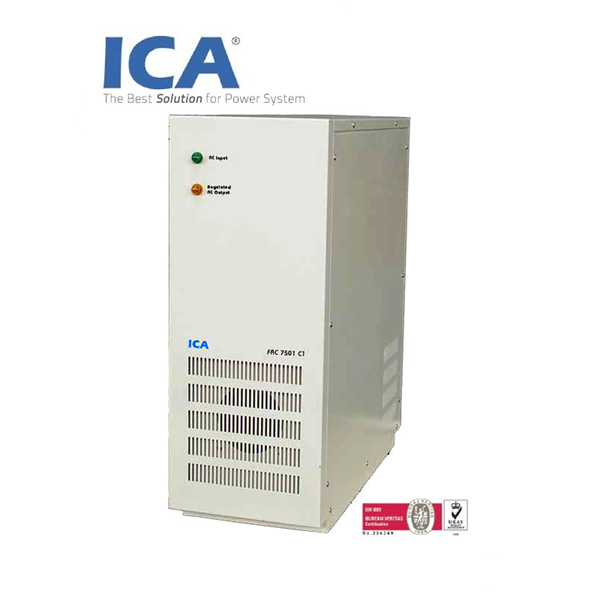 FRc-7501C1 Voltage Stabilizer (7500VA - Ferro Resonant Controlled Stabilizer)