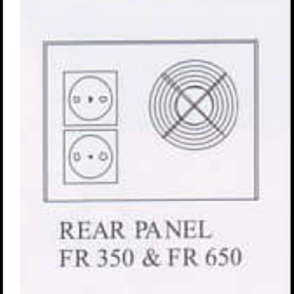 FR-650 Voltage Stabilizer (650VA - Ferro Resonant Stabilizer)