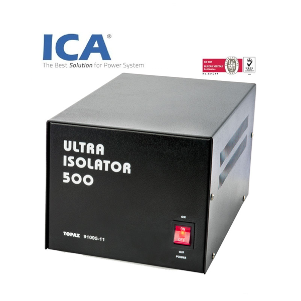 ULTRA ISOLATOR 500 (ISOLATION TRANSFORMER)