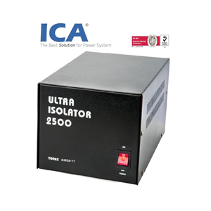 ULTRA ISOLATOR 2500 (ISOLATION TRANSFORMER)