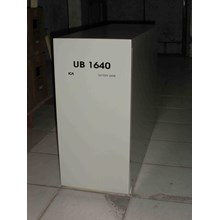 BATTERY BANK UB-1640 (Box Panel Battery)