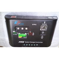 EPRC-10 Solar Charge Controller (PWM 10A -12V-24V-Auto Work - Light & Timer Control)