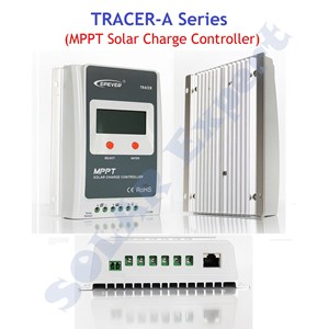 Dari MPPT Controller - Tracer 3210A (30A -12V-24V - Auto Work - Max.DC 100V) 2