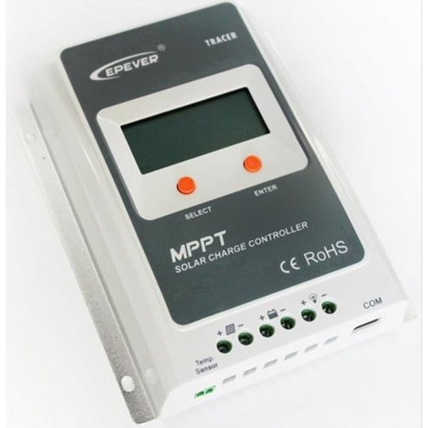 MPPT Controller - Tracer 2210A (20A -12V-24V - Auto Work - Max.DC 100V)