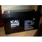 Aki Kering ICAL-LIP12120G (12V 120Ah Deep Cycle Gel Battery) 1