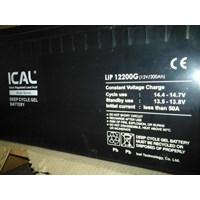 Dari ICAL-LIP12200G (12V 200Ah Deep Cycle Gel Battery) 4