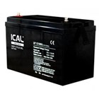 ICAL-LIP12100G (12V 100Ah Deep Cycle Gel Battery) 1