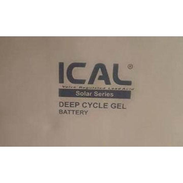 ICAL-LIP12150G (12V 150Ah Deep Cycle Gel Battery)