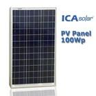 SOLAR PANEL 100W - Polycrystalline 1