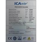 SOLAR PANEL 100W - Polycrystalline 3