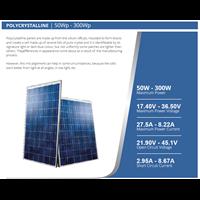 Beli SOLAR PANEL 100W - Polycrystalline 4