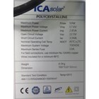 Polycrystalline SOLAR PANEL 50W- 3