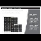 SOLAR PANEL 150Wp - Monocrystalline 6