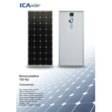 150Wp SOLAR PANEL-Monocrystalline