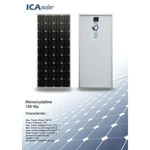 SOLAR PANEL 150Wp - Monocrystalline