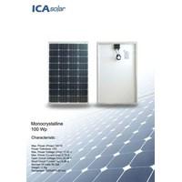 SOLAR PANEL 100Wp - Monocrystalline