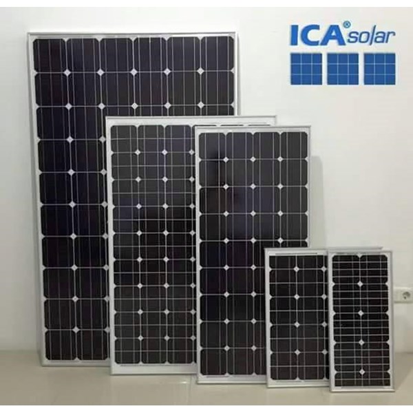 SOLAR PANEL-Monocrystalline 100Wp