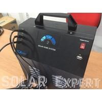 Paket Solar Home System 170Wh (SHS-122C DC System) Murah 5