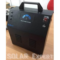 Jual Paket Solar Home System 170Wh (SHS-122C DC System) 2