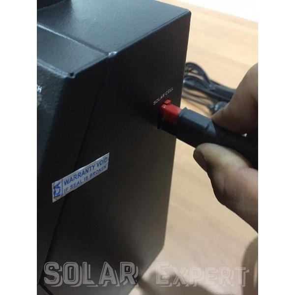 Paket Solar Home System 170Wh (SHS-122C DC System)