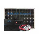Paket Solar Home System 250Wh Up To 500W With Battery External (SHS-12305IC AC System) 3