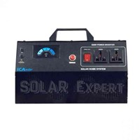 Paket Solar Home System 250Wh Up To 500W With Battery External (SHS-12305IC AC System) Murah 5
