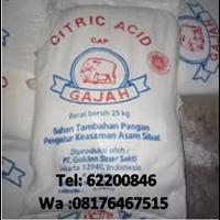 Distributor CITRIC ACID 3