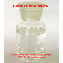 BIANG CUKA MAKANAN 99.8%
