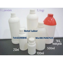 BOTOL BULAT HD & PET