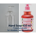 HAND SOAP BOTTLE  1